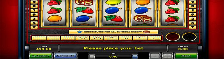 gokkasten online spelen